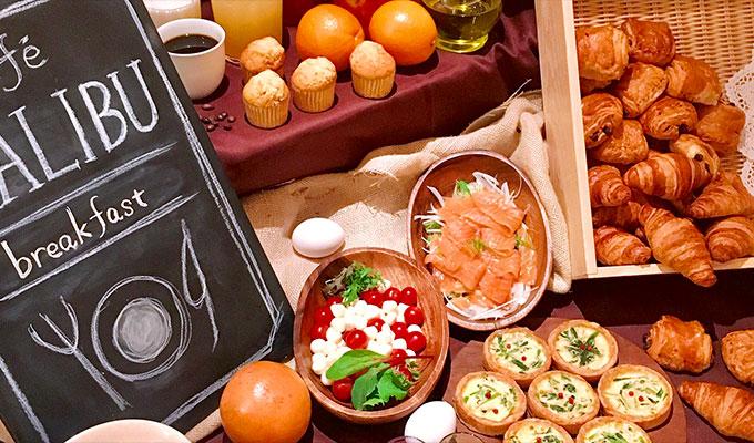 【お知らせ】<br>朝食リニューアルと価格変更